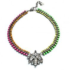 Charm  Chain   DANNIJO Capucine Necklace