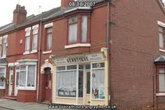 'Open All Hours' shop in Balby, a suburb of Doncaster in South Yorkshire