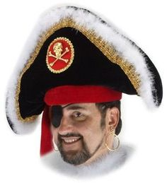 Elope Fancy Pirate Hat ** Check out the image by visiting the link-affiliate link.
