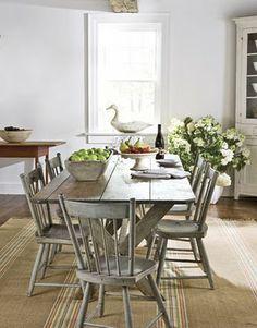 Table for Kitchen on Pinterest | Farmhouse table, Diy farmhouse table ...