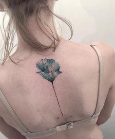 #flor #flower #flowertattoo #byzanotto #tattoo #tatuagem #zanottotattoostudio