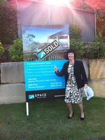 SOLD UNDER THE HAMMER! 52 Grand Pde, Ashgrove...Judi O'Dea and Michael Kleimeyer