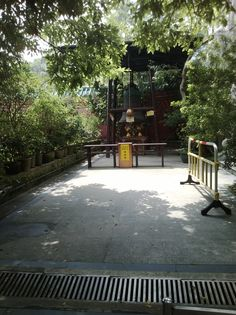 A bell at big buddha