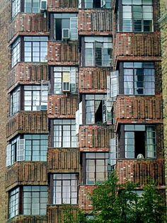 Windows, Marble Hill, Bronx, NY