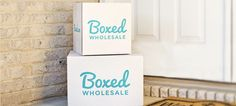 BOXED.COM — WHOLESALE CLUB SHOPPING WITHOUT LEAVING HOME!