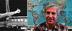 Ele está viajando há 50 anos de carona e já deu 4 voltas ao mundo