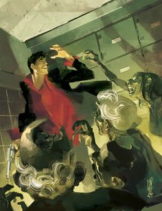 MAXI DYLAN DOG_Old Boy n.2 by GigiCave.deviantart.com on @DeviantArt
