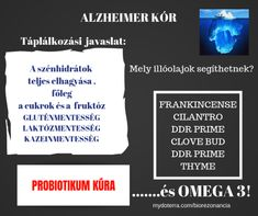 doTerra receptek - Alzheimerrre Doterra, Doterra Essential Oils