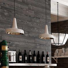 Saloon Tavern Black Wood Effect Porcelain Floor Tiles Sqm Wood Wall Tiles, Wood Effect Tiles, Wood Sample, Hardwood Floors, Flooring, White Oak, Black Wood, Natural Wood, Tile Floor