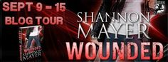 My name is Rylee... and I'm back! WOUNDED by @TheShannonMayer