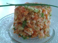 Carrots apple salad with cashews a salad the kids love vegan raw food - Vegane Rezepte - Raw Vegan Recipes, Clean Recipes, Vegetarian Recipes, Healthy Recipes, Vegan Raw, Healthy Food, Easy Cooking, Cooking Recipes, Roh Vegan