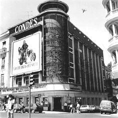 Cinema EDEN (Praça dos Restauradores)   Aqui há alguns anos existia uma rúbrica no Cartaz do Jornal Expresso que eu tinha o hábito de ler...