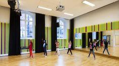 Ny Krohnborg School in Norway / Arkitektgruppen Cubus AS + Rambøll Norge