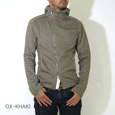 cycling parka by CCP in Japan