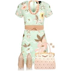 """""""Ready for Spring"""" by daiscat on Polyvore"""