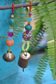 Xmas Tree Boho Bell Ornaments decoration-set #bellornaments #treedecoration #christmasgift #bohodecor #christmasornaments #gypsydecorations #bohoornament #christmasdecor #bellsornament #beadedornoments #bohemianornaments #christmasdecoration #xmasornament Beaded Christmas Decorations, Beaded Ornaments, Christmas Tree Ornaments, Holiday Tree, Xmas Tree, Christmas Love, Handmade Christmas, Beads After Beads, Beaded Curtains