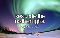 Bucket List Northern Lights - Bing Images