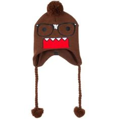 Domo Nerd Peruvian Hat - Party City