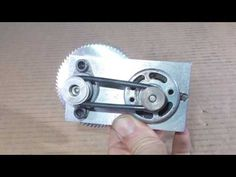 Homemade Mini Circular Table Jig Saw DIY Spindle Tailstock CNC Router Wood Cutting PCB Headstock 6 - YouTube