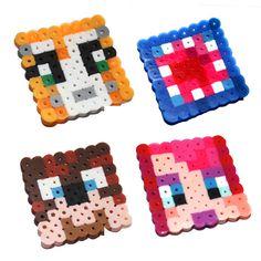 Four 4 Minecraft Stampylongnose Inspired by HenrysMarketplace, $3.50