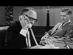"""Industrial Film Production: """"Check . . . And Let Me Know"""" 1962 Calvin Productions: http://youtu.be/Qy3biFrVsWI #film #industrial #comedy"""