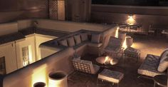7 suites in a converted house in Marrakech Medina, Riad Joya ~ #JetsetterCurator
