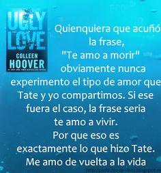 Pedacito de libro: Ugly Love # 3                                                                               Más