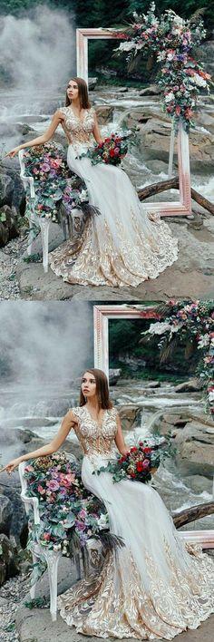 Wedding dresses, Minimalistic , A-Line, Satin wedding dress,Sexy wedding  dress,Beach wedding dress,Boho wedding dress,Bohemian wedding, -------------------------------------------------------------------------- Custom  wedding dress,Wedding dress 2018Vestido de novia,Hochzeitskleid,Robe de  mariée,Open back dress,Sexy wedding dress,Boho beach dress, Handmade  wedding dress #weddingideas #ad #weddingdresses #satinweddingdresses #beachweddingdresses