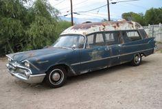 1959 Dodge Ambulance