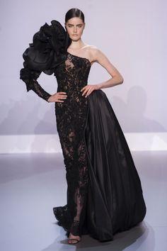 Défile Ralph & Russo Haute couture Printemps-été 2014 - Look 14