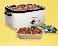 Many Recipes - 18 Quart Roaster Oven ...