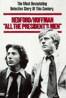 Reporters Woodward and Bernstein uncover the details of the Watergate scandal that leads to President Nixon's resignation.