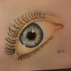 #draw #art #colours #eyes Colours, Draw, Eyes, To Draw, Sketches, Painting, Tekenen, Cat Eyes, Drawing