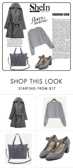 """SheIn#8"" by irmica-831 ❤ liked on Polyvore featuring WithChic"