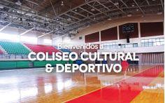 """Bienvenidos a Inducción du Nord en Uninorte. Bienvenidos al Coliseo Cultural y Deportivo """"Los Fundadores"""". #ColiseoUN"""