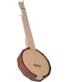 for lil: Down To Earth Toys :: Child's 5 String Banjo Banjos, All Toys, Folk Music, Bear Toy, Designer Toys, Wooden Blocks, Ukulele, Musical Instruments, Children