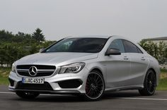 Report: Mercedes considering Mexico for CLA production