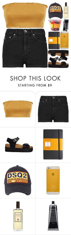 """""""01.02.18"""" by mxco ❤ liked on Polyvore featuring Marc by Marc Jacobs, Truffle, Moleskine, Dsquared2 and Serge Lutens"""