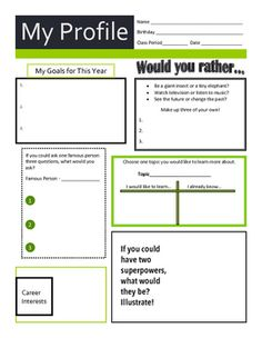 Tested and approved by both high school and middle school students!This is a great first week of school activity to help you get to know your students quickly while encouraging ice breaker discussions among students. Begin the year with an activity that supports building a classroom community!Complete one for yourself, too!Please visit us at:elementaryskillsandstrategies.comFacebook - Elementary Skills and Strategies