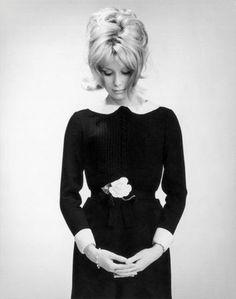 Catherine Deneuve . Chanel .1961 .