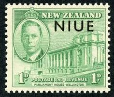 parliament house on postage stamp""