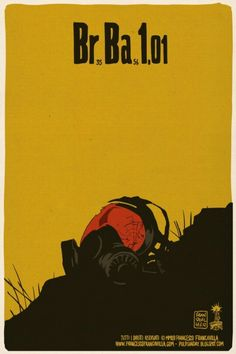 The Gifted Artist Francesco Francavilla Delivers Some Masterful Minimalist Episode Posters For Breaking Bad Season 1 Breaking Bad Episodes, Breaking Bad Season 1, Breaking Bad Series, Breaking Bad Art, Breaking Bad Poster, Comic Book Artists, Comic Artist, Comic Books, Superhero Poster