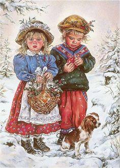 Illustrazione C. Haworth