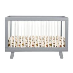 babyletto Hudson 3-in-1 Convertible Crib & Reviews | Wayfair