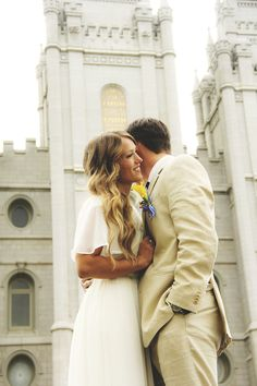 Should you get married at a place that looks like a castle? Absolutely!