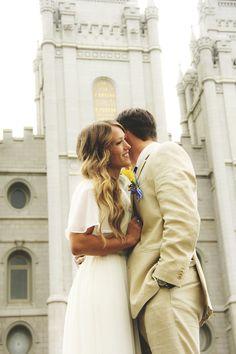 temple wedding.