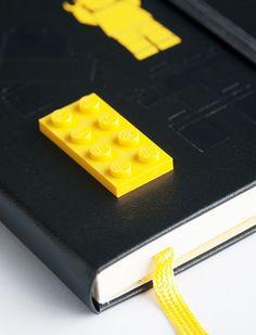 New Lego Moleskine books