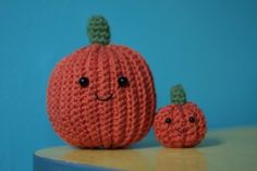 The Cutest Pumpkin Out There Crochet Pattern
