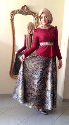 Like the skirt pattern