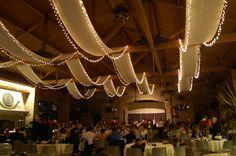 Frazier Alumni Pavilion Décor